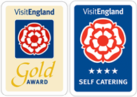 Enjoy England 4 Star Gold Award Grading